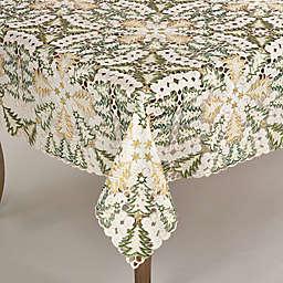Saro Lifestyle Panettone Tablecloth