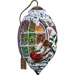 Precious Moments® Christmas Window Ornament
