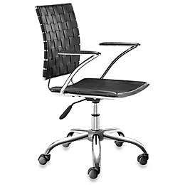 Zuo® Modern Criss Cross Office Chair