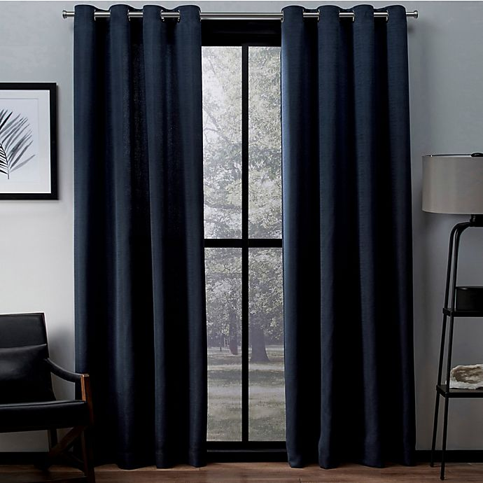 Inch Grommet Top Window Curtain Panel