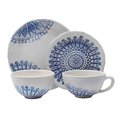 Mikasa® Daniela Blue Dinnerware Collection