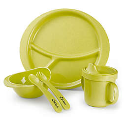Ozeri Earth 5-Piece Kids' Dish Set