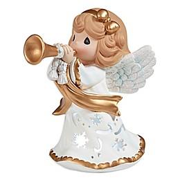 Precious Moments® Holiday Musical LED Angel