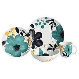Baum Bella Floral 16-Piece Dinnerware Set
