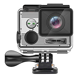 Linsay X9000A TRUE 4K Action Camera with Remote