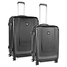ful® Load Rider 8-Wheel Hardside Spinner Checked Luggage