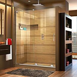 DreamLine® Mirage-X 44-48-Inch x 72-Inch Left Frameless Sliding Shower Door