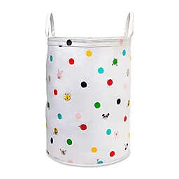 kate spade new york Baby Canvas Dots Bin