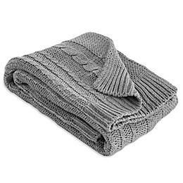 Burt's Bees Baby® Organic Cotton Cable Knit Blanket