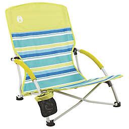 Coleman® Utopia Breeze Multicolor Folding Beach Sling Chair