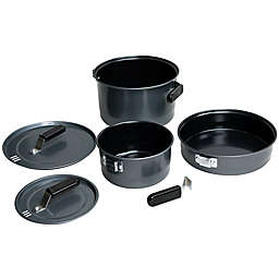Coleman® 6-Piece Family Cookware Set in Black