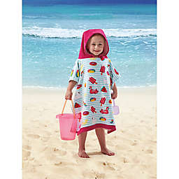 Pool Party Hooded Towel