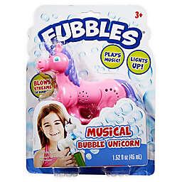Little Kids® Fubbles® Unicorn Bubble Blaster