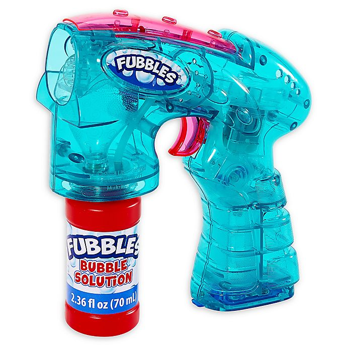 Alternate image 1 for Little Kids® Fubbles™ Light Up Bubble Blaster
