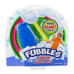 Little Kids® Fubbles® Super Bubble Wand