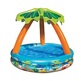 Banzai® Tropical Mist 53-Inch x 46-Inch Canopy Pool