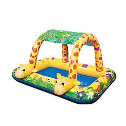 Banzai® 62-Inch Shady Giraffe Canopy Pool