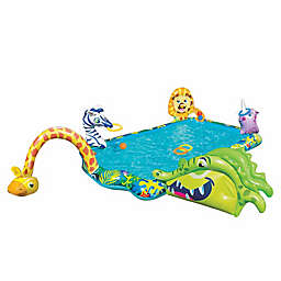 Banzai® Safari 162-Inch x 117-Inch Adventure Pool