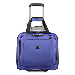 DELSEY PARIS Cruise Upright Underseat Luggage in Blue