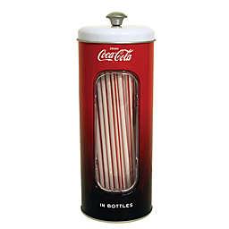 Tin Box Company™ Steel Straw Dispenser