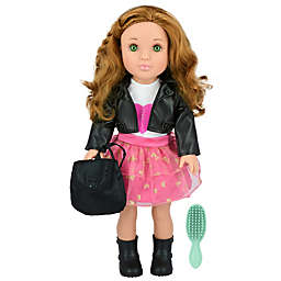 New Adventures Style Girls 18-Inch Valentina Doll
