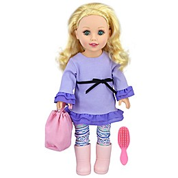 New Adventures Style Girls 18-Inch Quinn Doll
