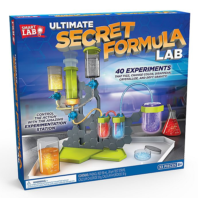 Alternate image 1 for SmartLab Toys Ultimate Secret Formula Lab