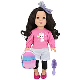 New Adventures Style Girls 18-Inch Tayla Doll