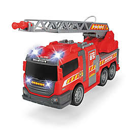 Dickie Toys Action Fire Fighter Vehicle in Red
