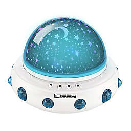 Linsay Kids Smart LED Night Light Projector Lamp