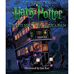 Harry Potter and the Prisoner of Azkaban Fully Illustrated Book