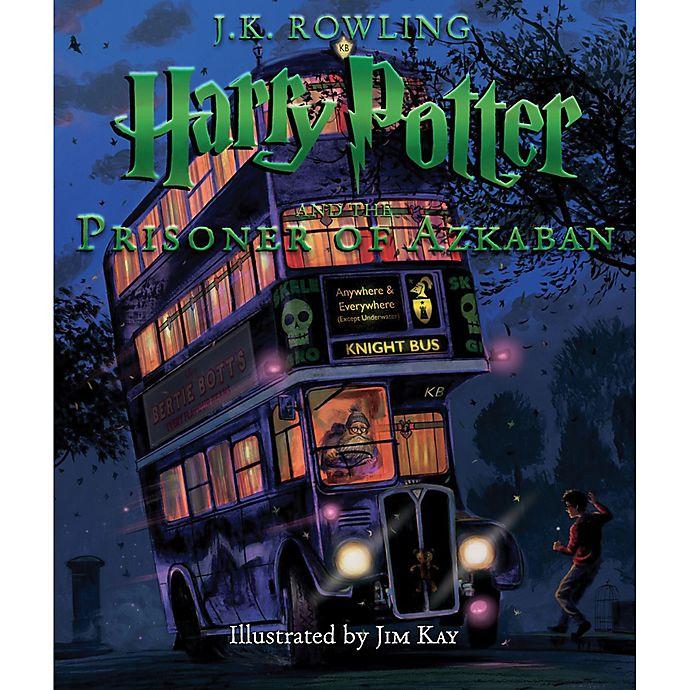 Alternate image 1 for Harry Potter and the Prisoner of Azkaban Fully Illustrated Book
