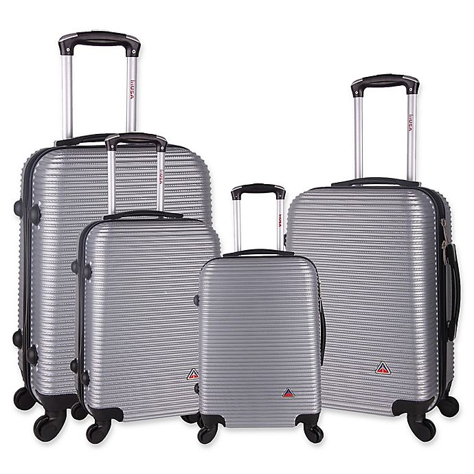 Alternate image 1 for InUSA Royal Hardside Spinner Luggage Collection