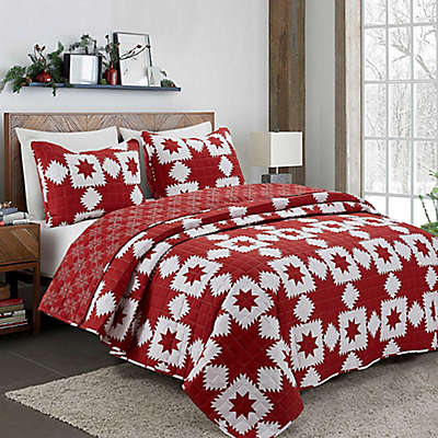 Holiday Reversible Quilt