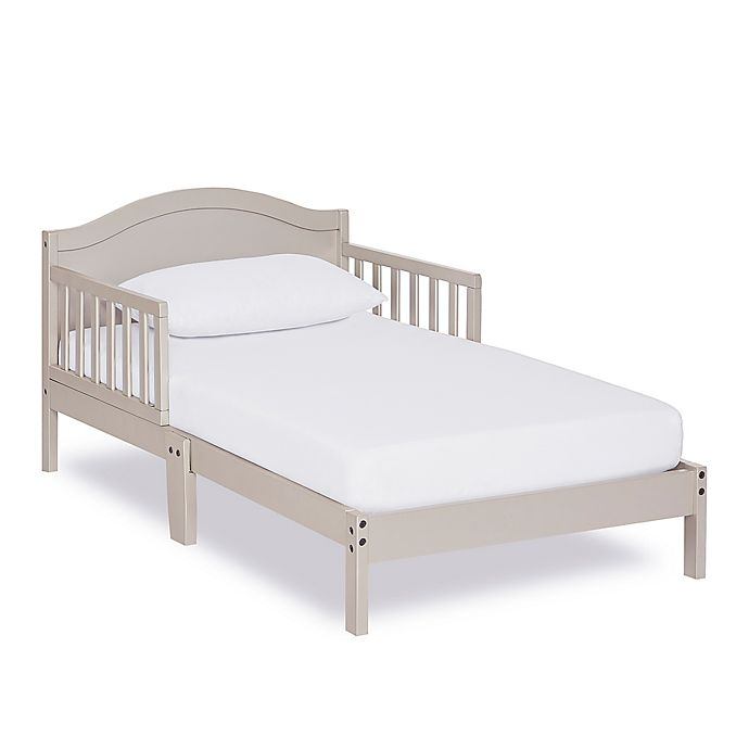 Dream On Me Sydney Toddler Bed in Gold Dust | Bed Bath ...