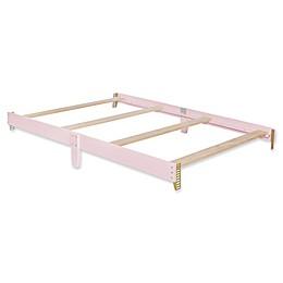Dream On Me Universal Full Conversion Rail in Pink Blush