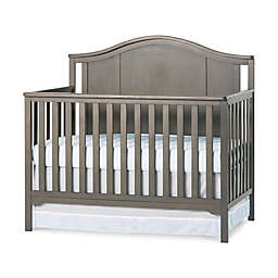 Child Craft™ Forever Eclectic™ Cottage Arch Top Convertible Crib in Dapper Grey