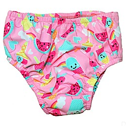 Swim Time Carnival Reusable Swim Diaper