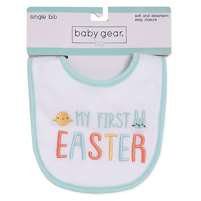 """Alternate image 1 for babyGEAR® """"My First Easter\"""