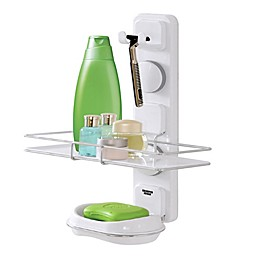Sharper Image® Modular Shower Caddy in White