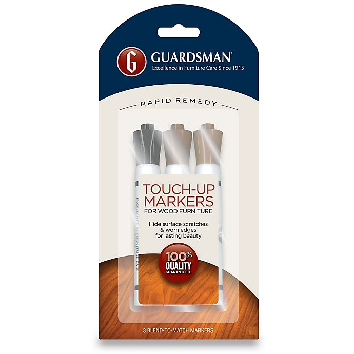 Alternate image 1 for Guardsman® 3-Piece Furniture Touch Up Kit