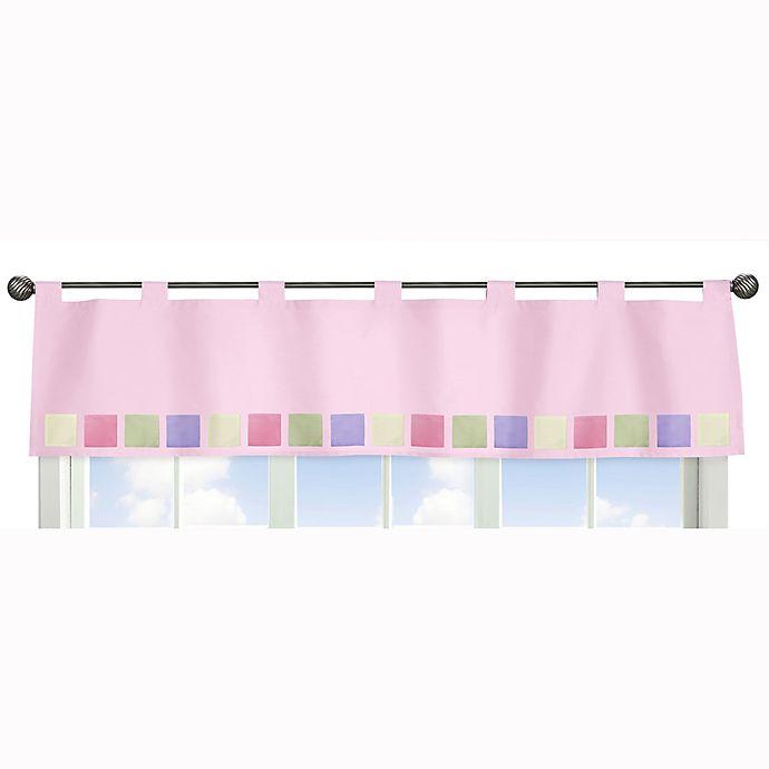 Sweet Jojo Designs Erfly Window Valance In Pink Purple