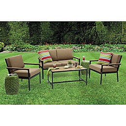Metro 4-Piece Outdoor Conversation Set
