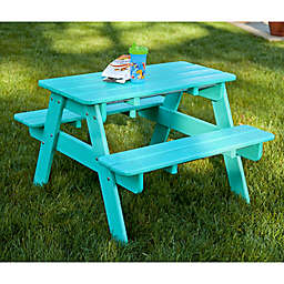 POLYWOOD® Kid's Casual Chair and Picnic Table Collection