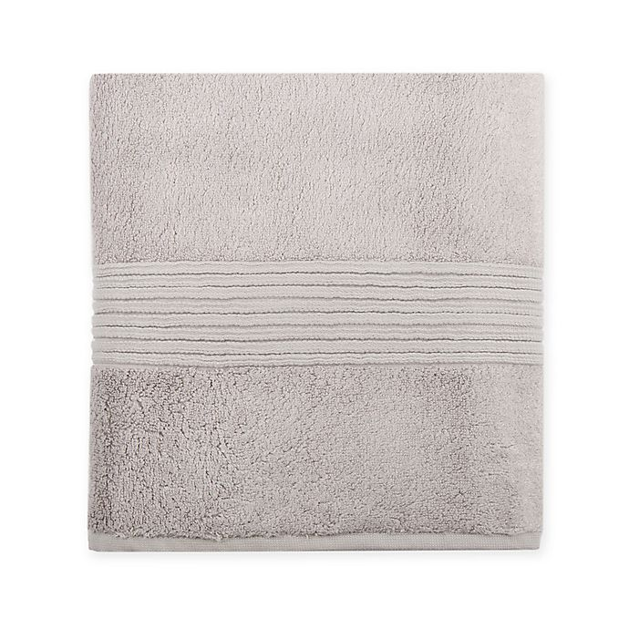 Alternate image 1 for Turkish Modal Bath Towel in Grey