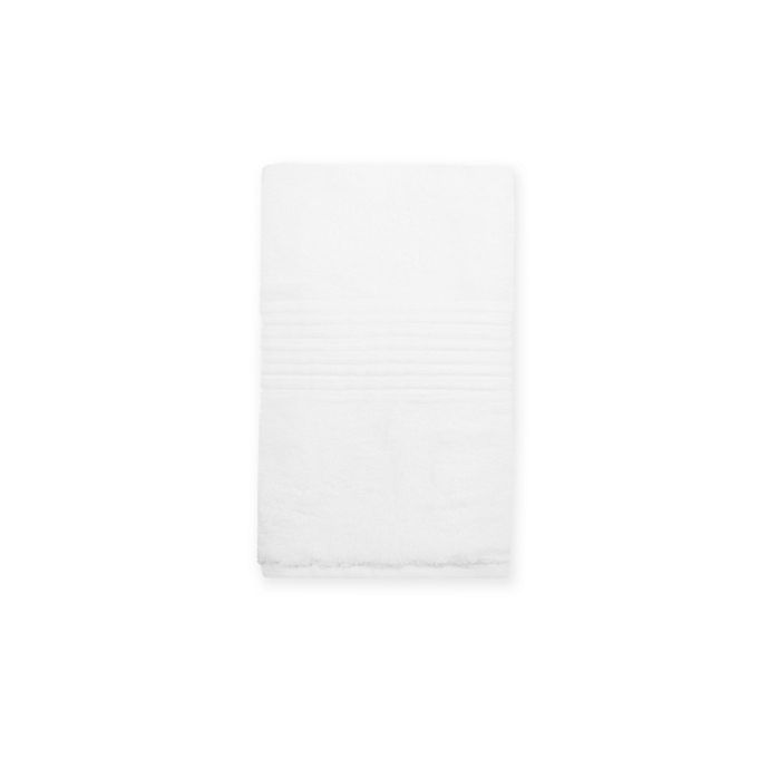 Buy Turkish Hand Towel: Buy Turkish Modal Hand Towel In White From Bed Bath & Beyond