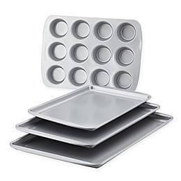Farberware® 4-Piece Nonstick Bakeware Set