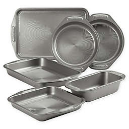 Circulon® Total Non-Stick 6-Piece Bakeware Set in Grey