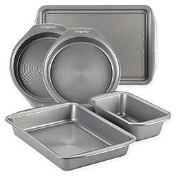 Circulon® Total Non-Stick 5-Piece Bakeware Set in Grey