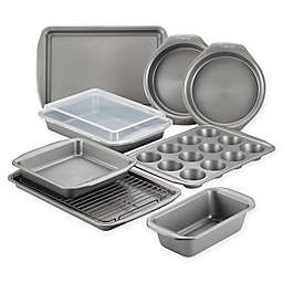 Circulon® Total Non-Stick 10-Piece Bakeware Set in Grey